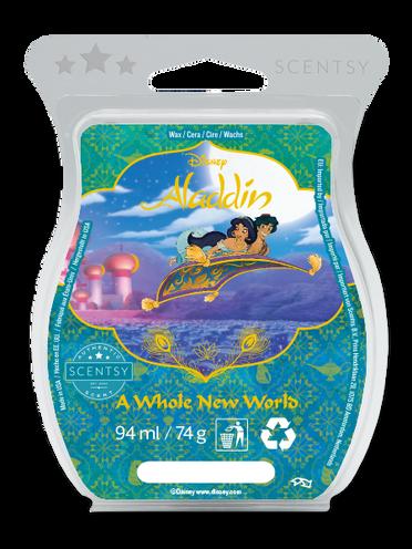 Aladdin: A Whole New World - Scentsy Bar