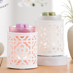 Scentsy Wax and Warmers UK, Scentsy Beloved, Scentsy Darling White