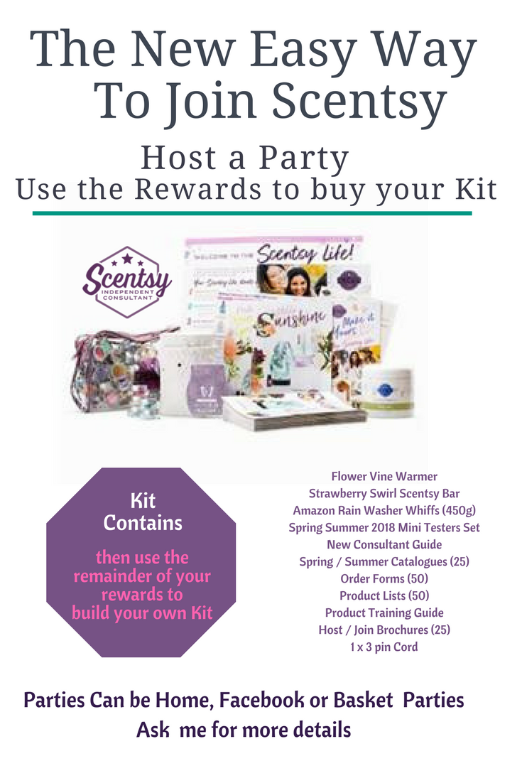 The New Way to Join Scentsy