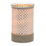 Scentsy, Cream Diamond Scentsy Warmer, £55 Range, Lampshade Collection, Light Bulb Warmer, Buy Scentsy Warmers, Buy Scentsy UK, Join Scentsy, Start Selling Scentsy