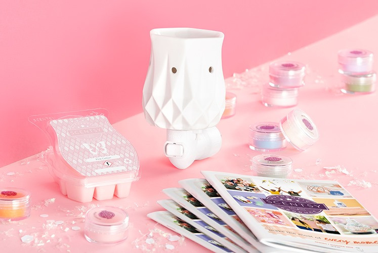 Scentsy £15 Starter Kit from Aromaz