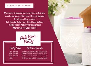 Hosting a Scentsy Party What's the best Party for you?