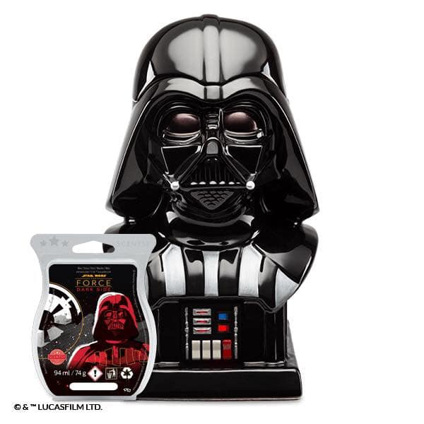 Darth Vadar Scentsy Warmer