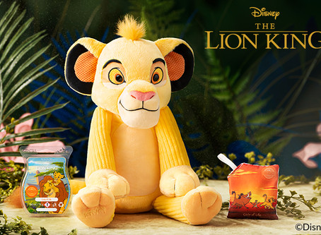 The Lion King has arrived at Scentsy!
