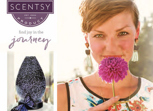 Scentsy Spring Summer Catalogue 2016