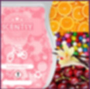Scentsy UK New Release Bubblegum Blast Wax Bar