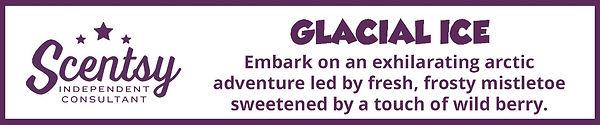 Scentsy Glacial Ice Fragrance Description