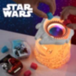 Star Wars Millenium Falcon From Aromaz.j