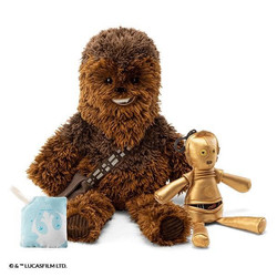 Chewbacca & C-3PO