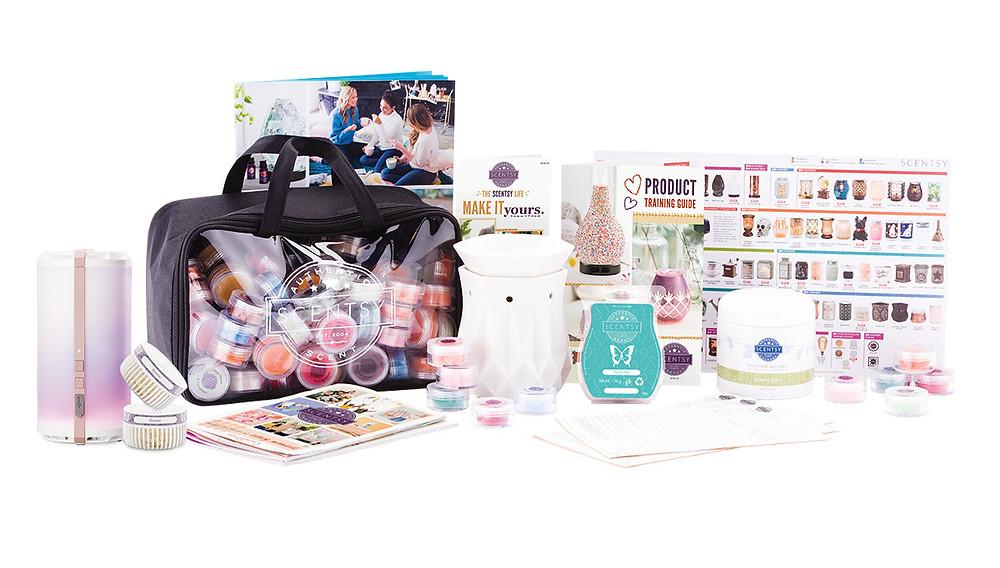 Scentsy Hostess Kit from Aromaz