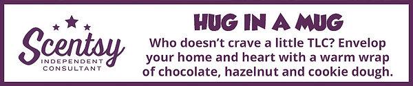Scentsy Hug In A Mug Fragrance Description