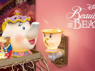 Coming Soon! Scentsy Beauty & The Beast Collection!