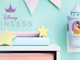 New Disney Princess & Marvel Wall Fan Diffusers