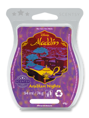 Aladdin: Arabian Nights - Scentsy Bar