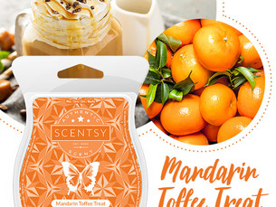 A New Scentsy Fragrance is Coming!