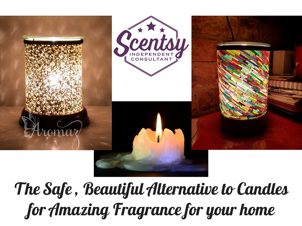 Scentsy The Safe Aternative to Candles