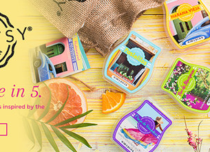New Scentsy Collection- ¡La Habana! Coming in June