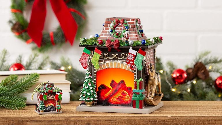 Holiday Hearth Scentsy Christmas_Aromaz.
