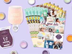 Join Scentsy UK / Europe | Start your own Scentsy Business in May for only £24