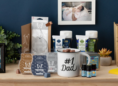 Scentsy Gifts for Father's Day June 21st