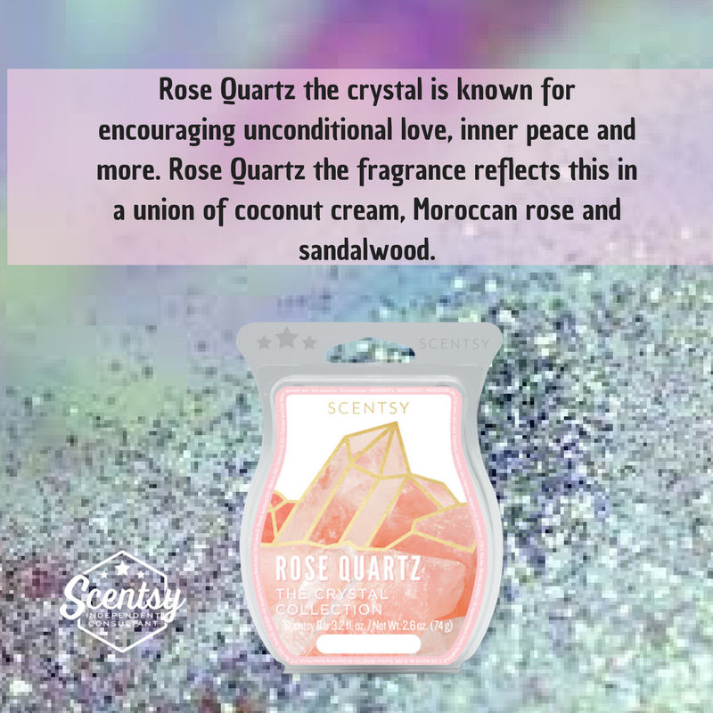 Rose Quartz The Crystal Collection