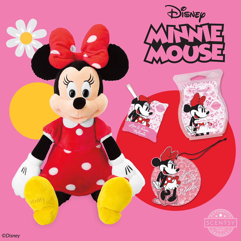 The Disney Collection from Scentsy Minnie Mouse