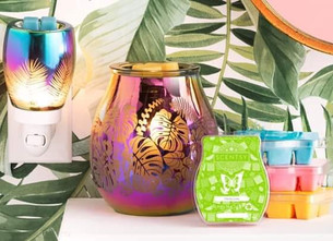 Scentsy UK | Summer Collection 2020| Amazing New Scents and products