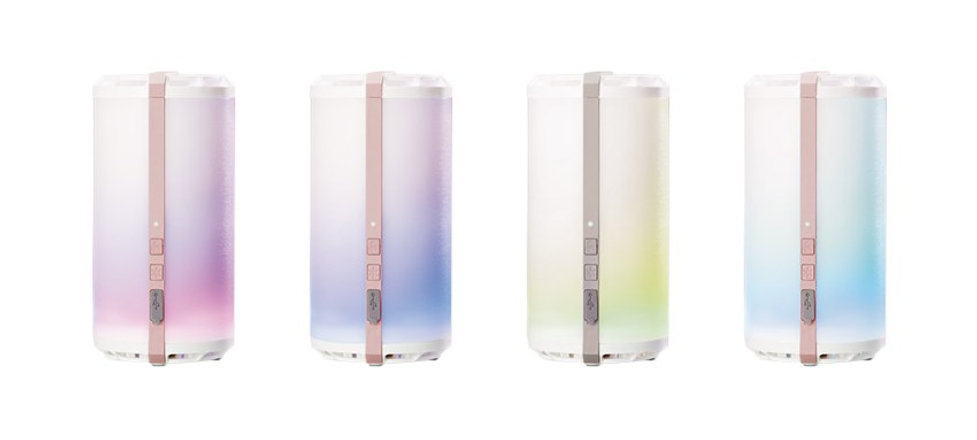 Scentsy Go light show, Scentsy Go colour changing, Scentsy Go LED lights