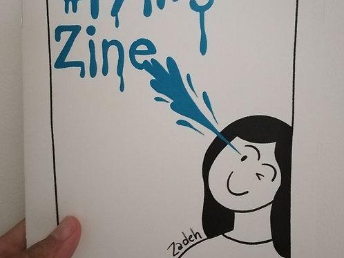 Crying Zine