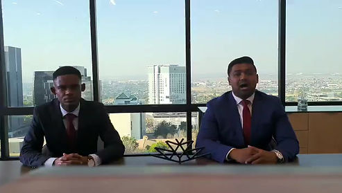 Ushir Ahir and Clinton Mphahlele on extended medical cover during Covid-19 (June 2020)