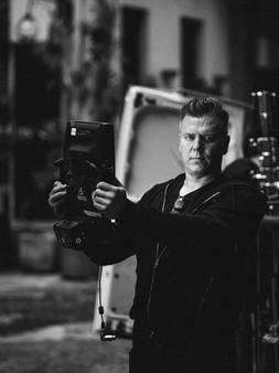 Director Aleksandras Brokas