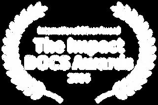 The Impact DOCS Awards 2016 International Silver Award