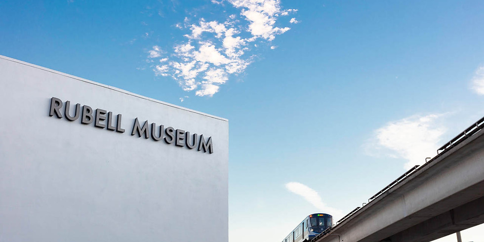 Focus Miami Presents: Live Virtual Tour of Rubell Museum