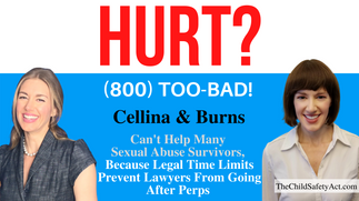 The Child Safety Act: Hurt? Poster