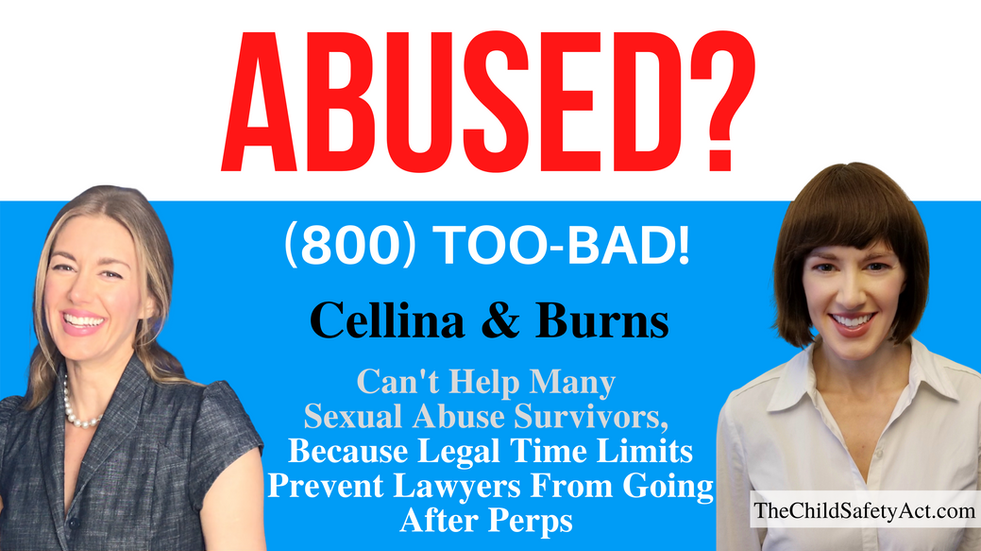 The Child Safety Act: Abused?
