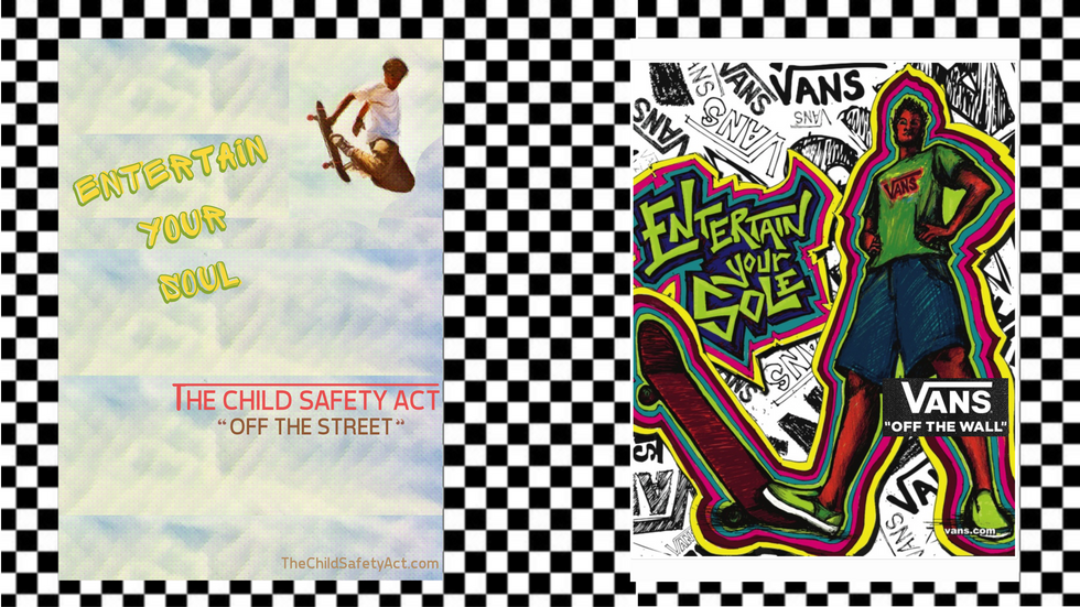 The Child Safety Act: Off The Street x Vans