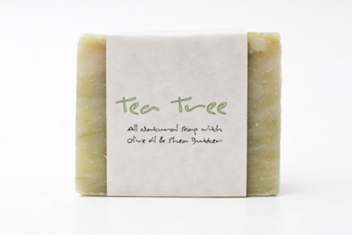 Tea Tree 4 oz. Soap Bar