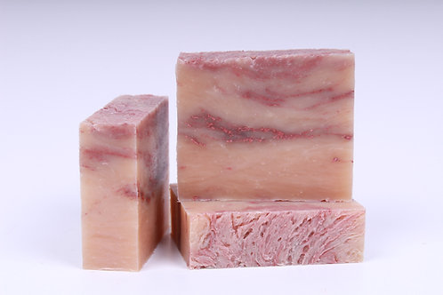 Cherry Sandalwood Fig 4 oz. Soap Bar