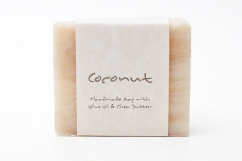Coconut 4 oz. Soap Bar