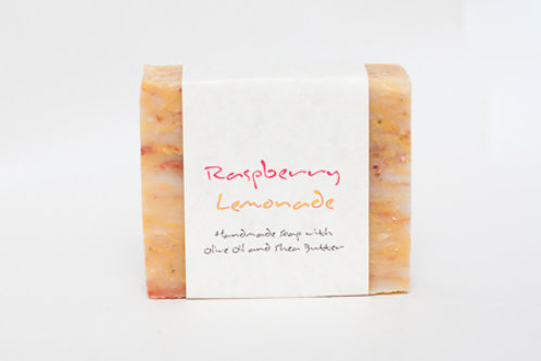 Raspberry Lemonade 4 oz. Soap Bar