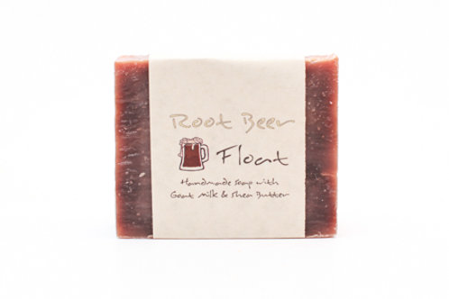 Root Beer Float 4 oz. Soap Bar