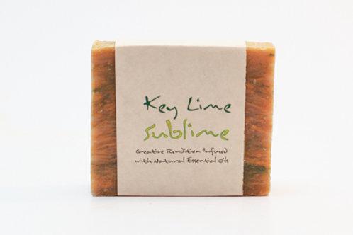 Key Lime Sublime 4 oz. Soap Bar