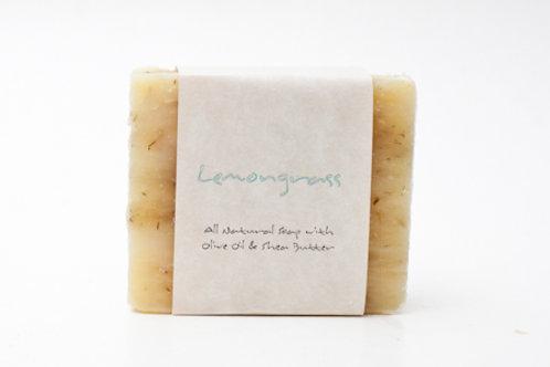 Lemongrass 4 oz. Soap Bar