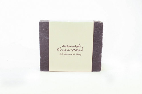 Activated Charcoal 4 oz. Soap Bar
