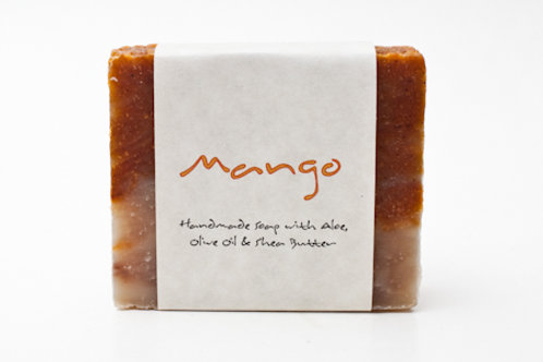 Mango 4 oz. Soap Bar