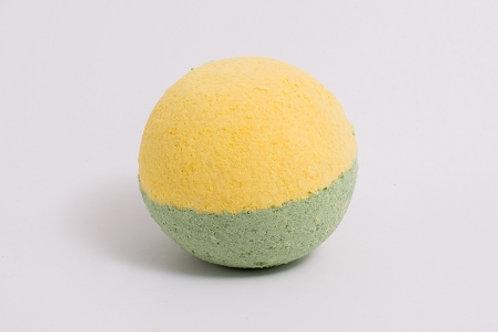 Green Clover Field Bath Bomb 4.5 oz.