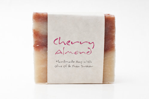 Cherry Almond 4 oz. Soap Bar