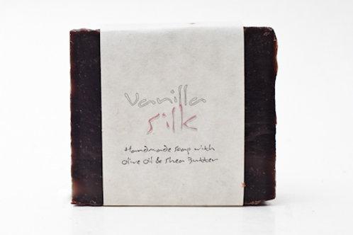 Vanilla Silk 4 oz. Soap Bar
