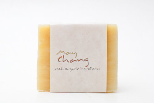 May Chang 4 oz. Soap Bar