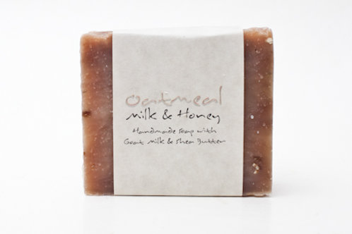 Oatmeal Milk & Honey 4 oz. Soap Bar